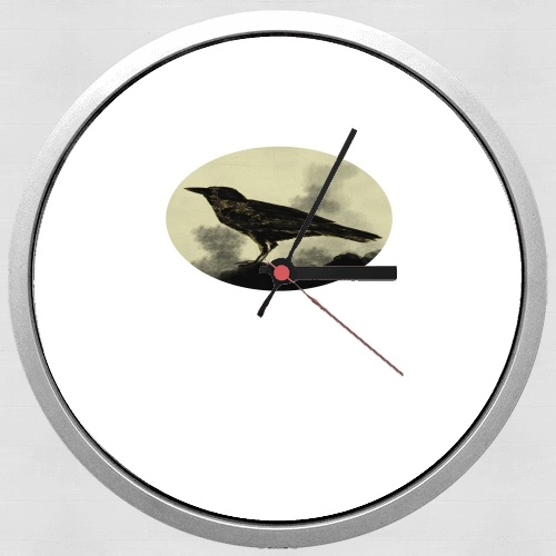 Crow for Wall clock