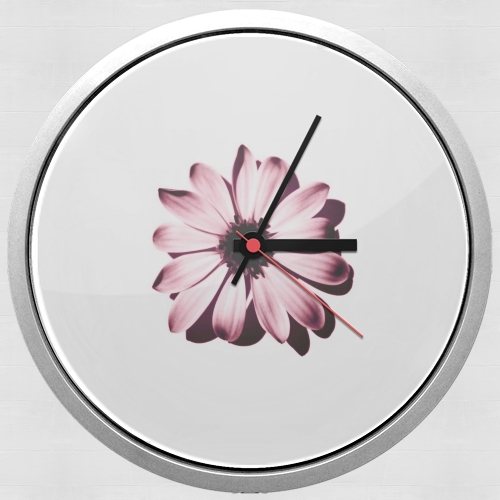 Daisy Burgundy for Wall clock
