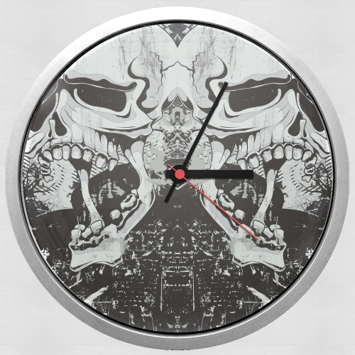 Dark Gothic Skull for Wall clock