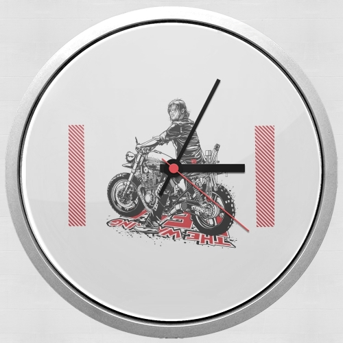 Daryl The Biker Dixon for Wall clock