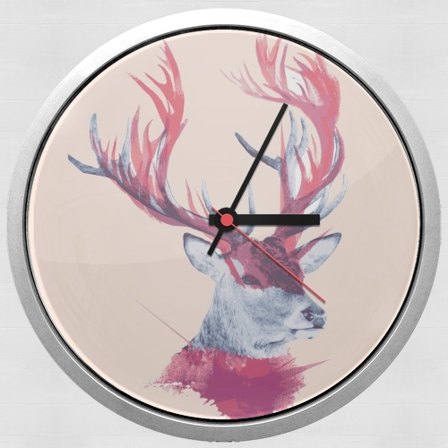 Deer paint for Wall clock