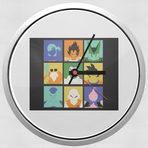 Dragon pop for Wall clock