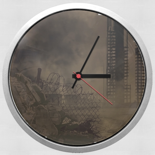 The End Times of the world has come. for Wall clock