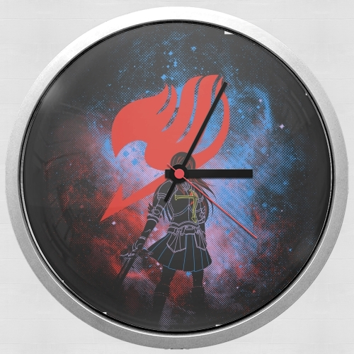 Erza Scarlett for Wall clock
