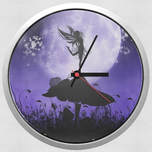 Fairy Silhouette 2 for Wall clock