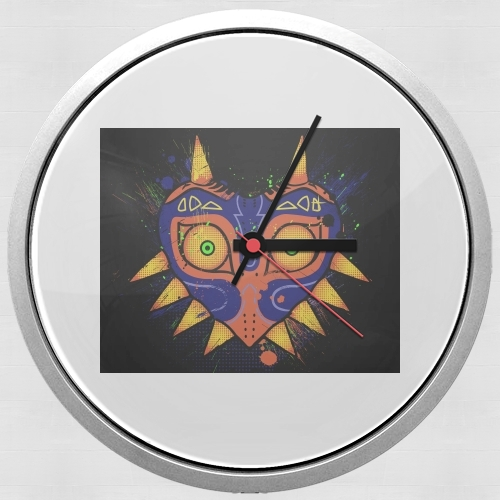 Famous Mask for Wall clock