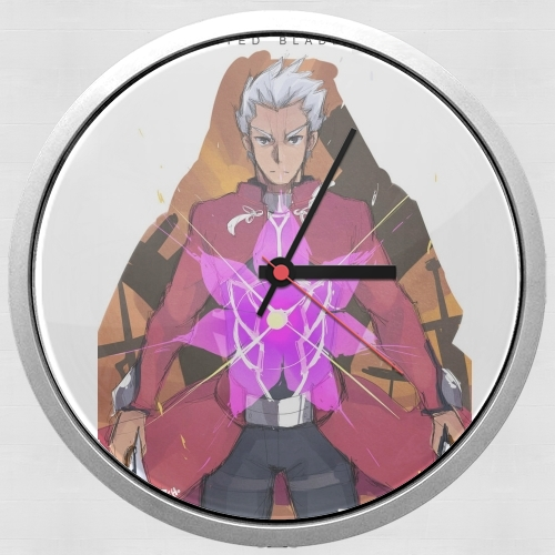 Fate Stay Night Archer for Wall clock
