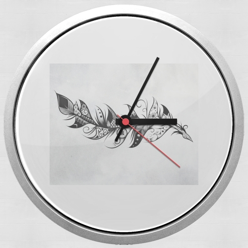 Feather for Wall clock