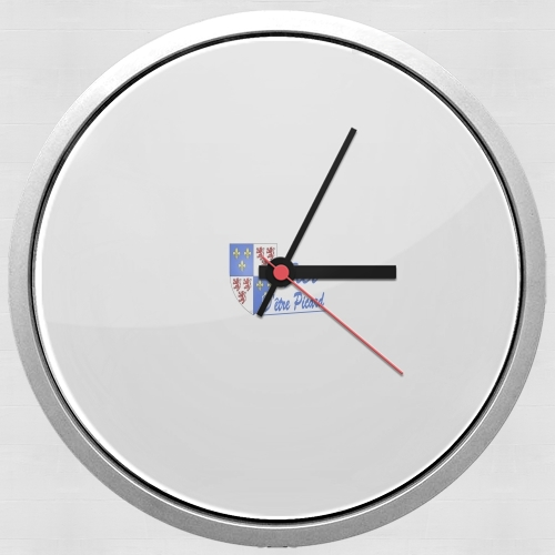 Fier detre picard ou picarde for Wall clock