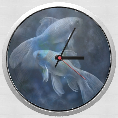 Fish Style for Wall clock