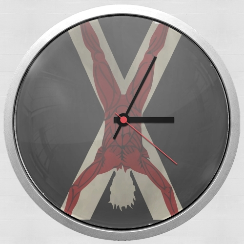 Flag House Bolton for Wall clock
