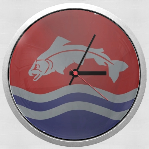 Flag House Tully for Wall clock