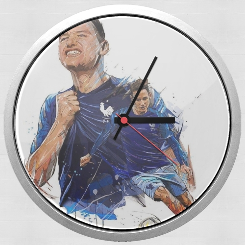 florian thauvin for Wall clock
