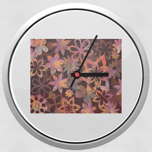 FLOWER POWER for Wall clock