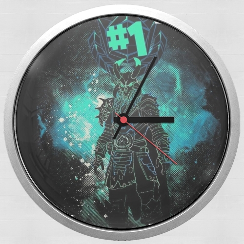 Fortnite Ragnarok Skin Top1 for Wall clock