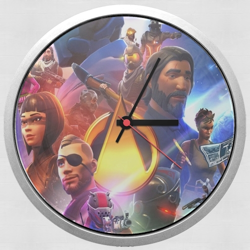 Fortnite Skin Omega Infinity War for Wall clock