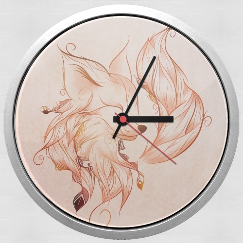 Fox for Wall clock