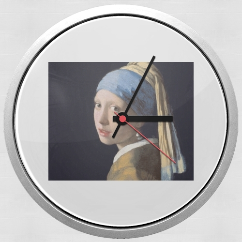 Girl with a Pearl Earring for Wall clock