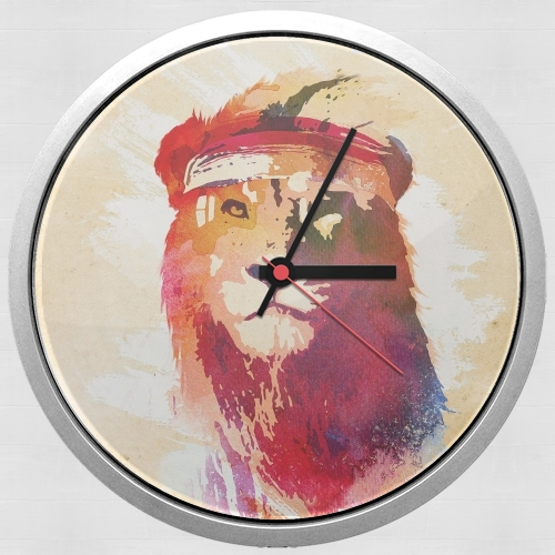Gym Lion for Wall clock