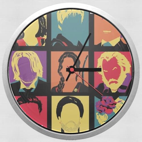 hunger pop for Wall clock