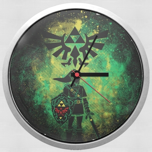 Hyrule Art for Wall clock