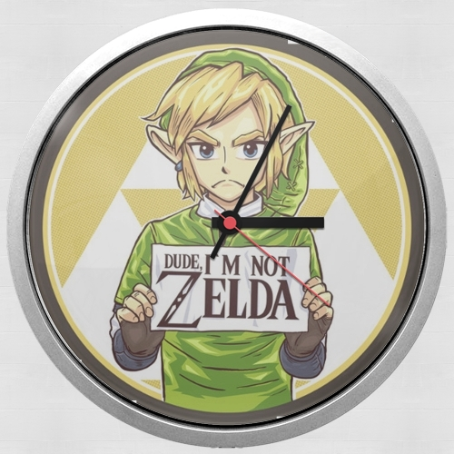 Im not Zelda for Wall clock
