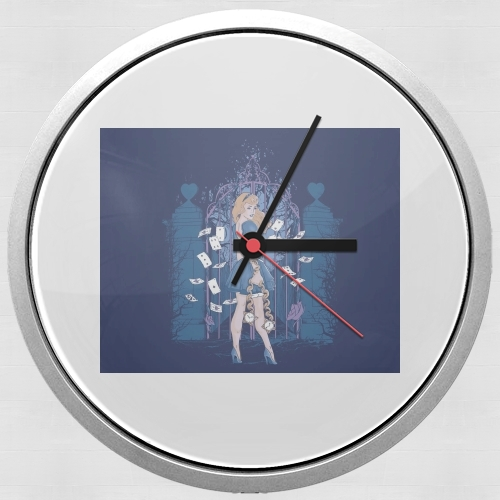 In my wonderland for Wall clock