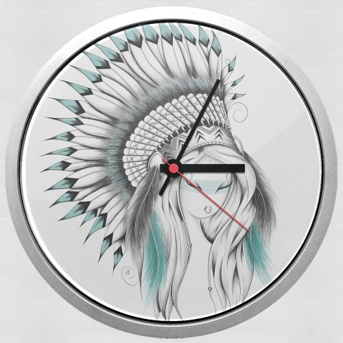Indian Headdress for Wall clock
