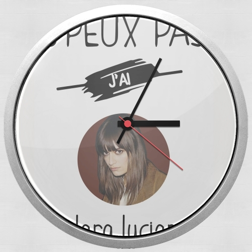 Je peux pas jai clara luciani for Wall clock