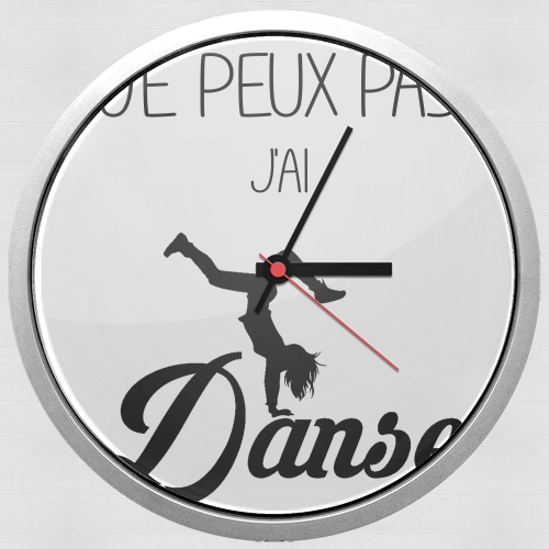 Je peux pas jai danse for Wall clock