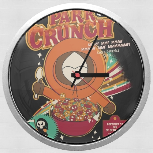 Kenny crunch for Wall clock