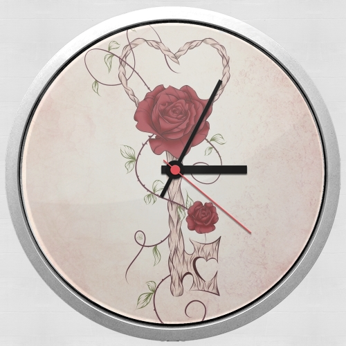 Key Of Love for Wall clock