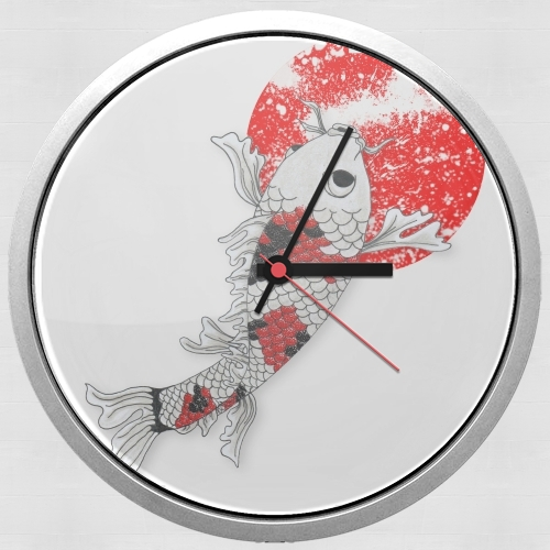 koi for Wall clock