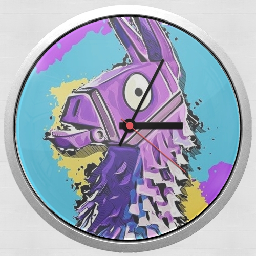 Lama Fortnite for Wall clock