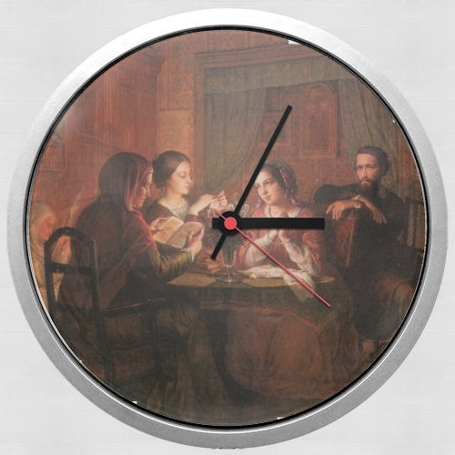 Le Toit paternel for Wall clock