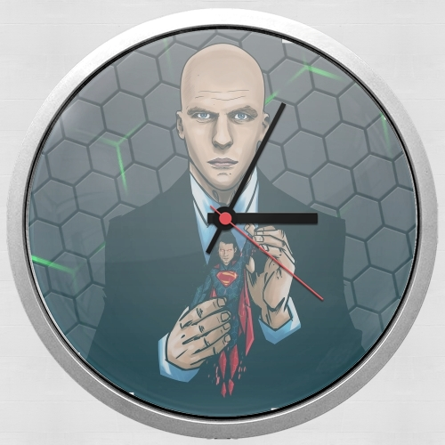 Lex - Dawn of Justice for Wall clock
