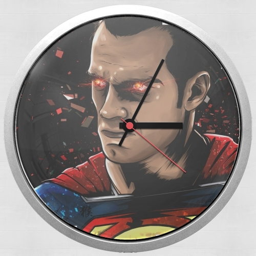 Man of Steel for Wall clock