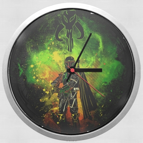 Mandalore Art for Wall clock