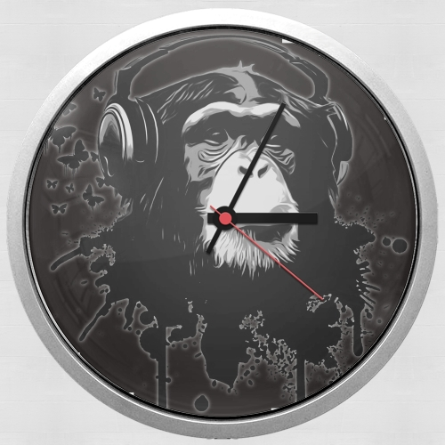 Monkey Business for Wall clock