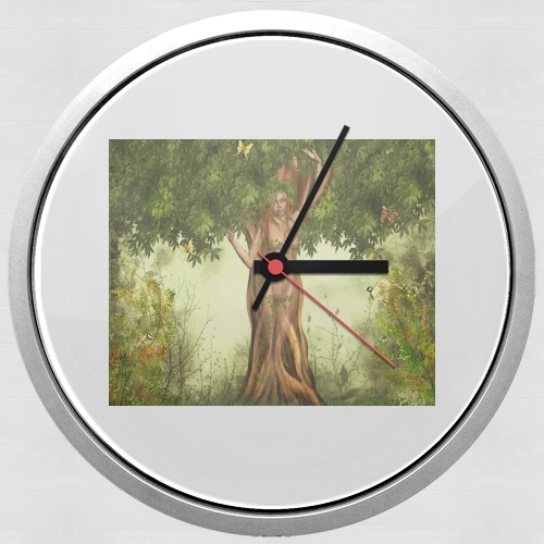 Mother Earth Mana for Wall clock