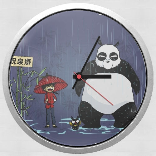 My Neighbor Ranma for Wall clock