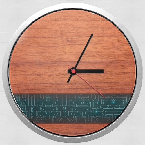 Natural Wooden Wood Bamboo for Wall clock
