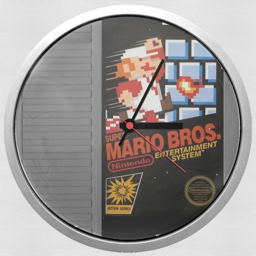 NES cartridge for Wall clock