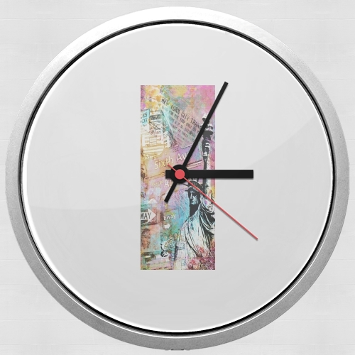 New York Liberty for Wall clock