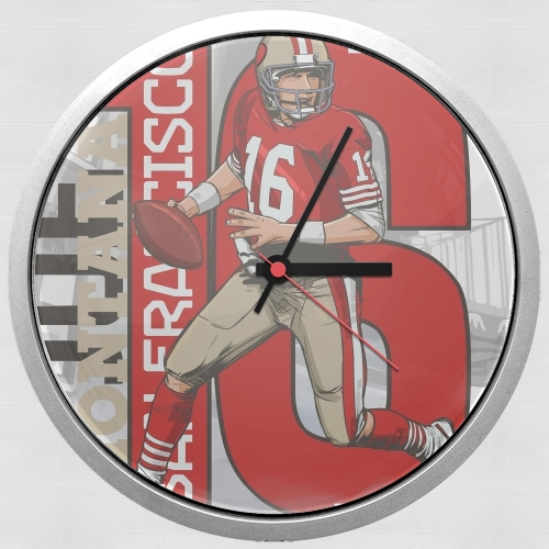 Comeback Kid Montana for Wall clock