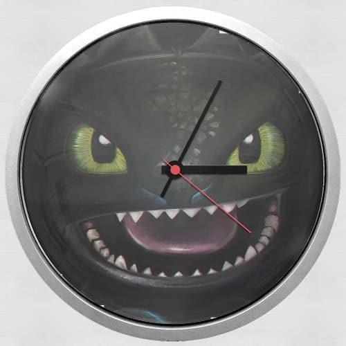 Night fury for Wall clock