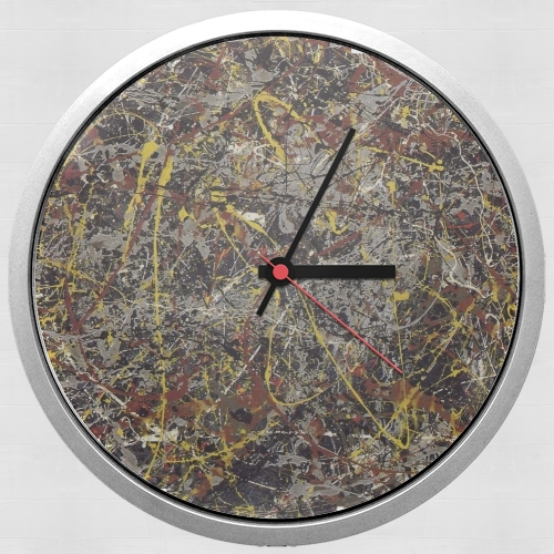No5 1948 Pollock for Wall clock