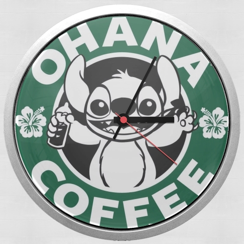Ohana Coffee for Wall clock