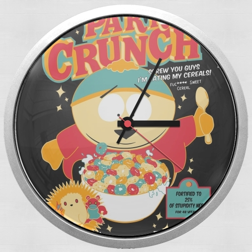 Park Crunch for Wall clock
