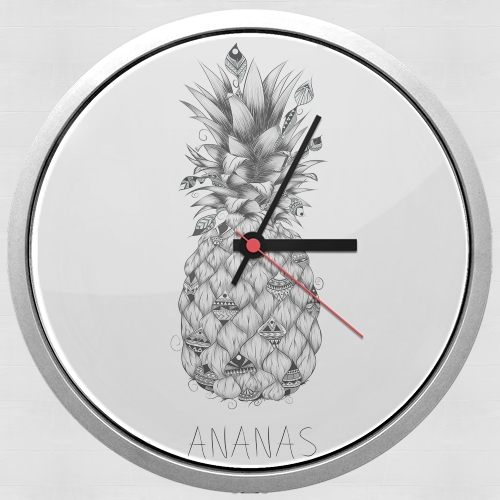 PineApplle for Wall clock